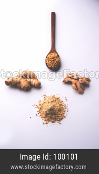 Sunth / sonth or Ginger paste and powder