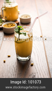 Jal-Jeera OR Jaljira, Indian Cumin flavoured drink