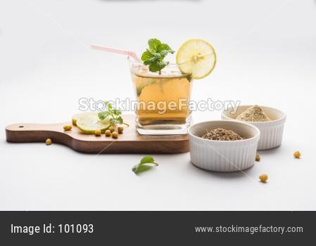 Jal-Jeera OR Jaljira, Indian Cumin flavoured drink