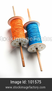 Wooden Spool or chakri/reel/fikri for Kite Flying