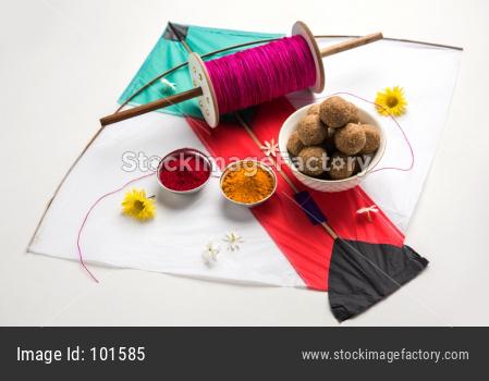 Til Gul OR Sesame Laddu, haldi Kumkum , Chakri / Fikri for Makar Sankranti