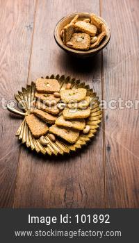 Sweet Gajak or til papdi or patti for Makar Sankranti Festival