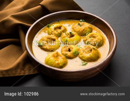 Tinda sabzi or Dhensa chi bhaji