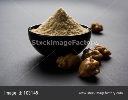 Hing or Heeng or Asafoetida cake and powder