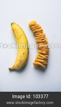Kela or Banana chips or wafers