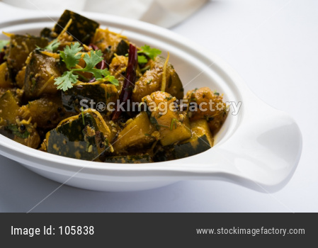 Pumpkin Curry OR Kaddu ki Sabzi