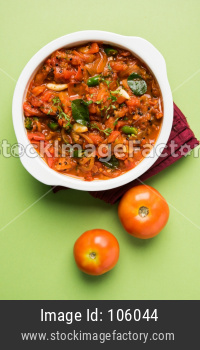 Tomato Curry OR Sabzi