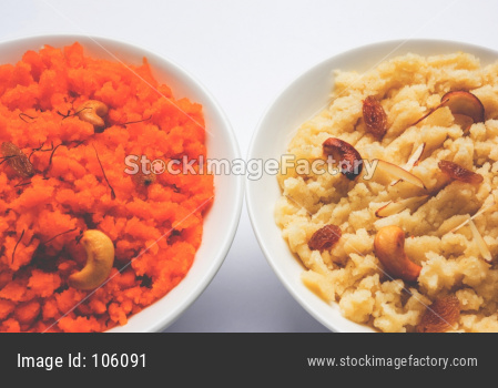 Sheera OR Semolina Soji OR sweet Halwa