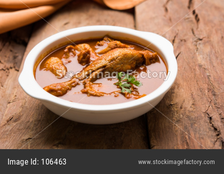 Indian  Chicken Curry / Masala