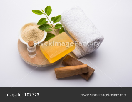 Sandalwood/Chandan Soap