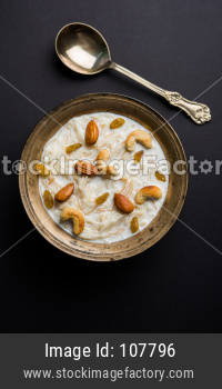 Seviyan Kheer OR Sheer Khurma