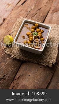Chole / Chickpeas Masala curry
