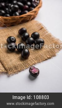 Jamun / black plum / jambhul
