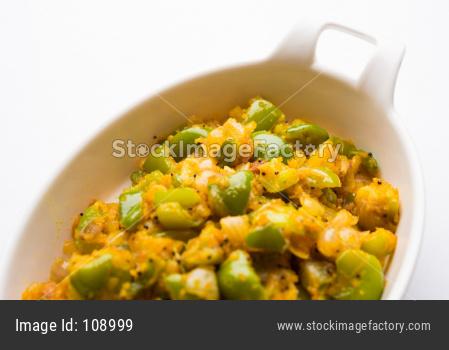 Shimla Mirch sabzi/ Bhaji or Spicy Capsicum dry vegetable recipe