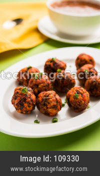 Gobi Manchurian dry or with gravy
