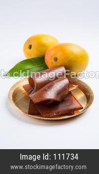 Sun Dried Mango / Aam Papad