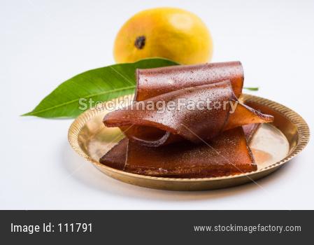 Sun Dried Mango / Aam Papad