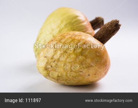 Ramphal or Ram Fal fruit