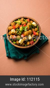 Soya Chunks Fry OR Meal Maker Fry