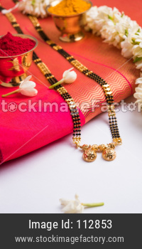 Mangalsutra or Golden Necklace