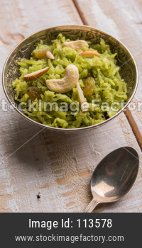 Lauki Halwa / Doodhi ka Halwa is Indian popular sweet dish made up of bottle gourd