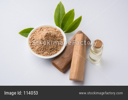 Chandan or sandalwood products