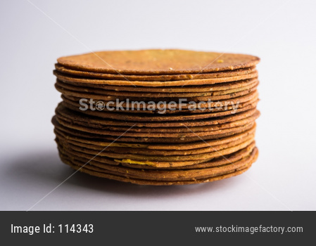 Khakhra / Khakra thin cracker