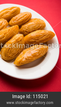 Chirote or Chiroti sweet food