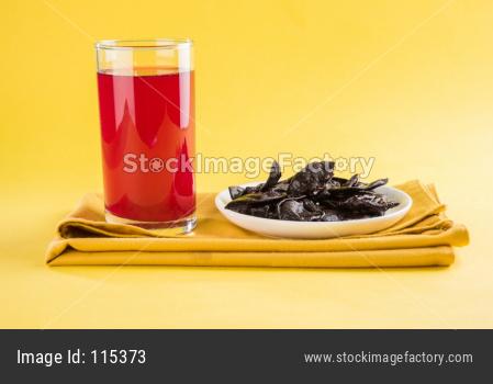 Kokum sharbat / Garcinia indica juice