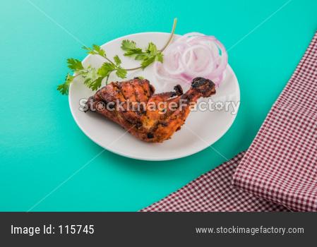 Tandoori Chicken Barbeque