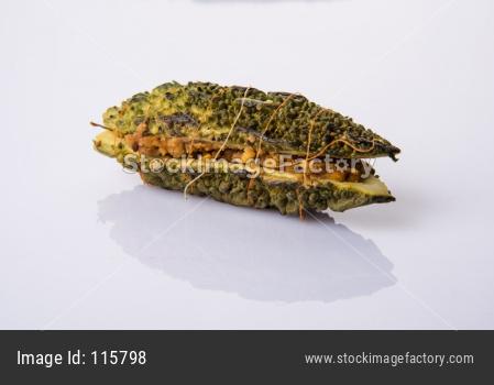 Stuffed Karela Fry