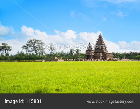Mahabalipuram temple from Chennai, south India
