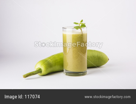 Lauki Juice / Bottle Gourd Drink
