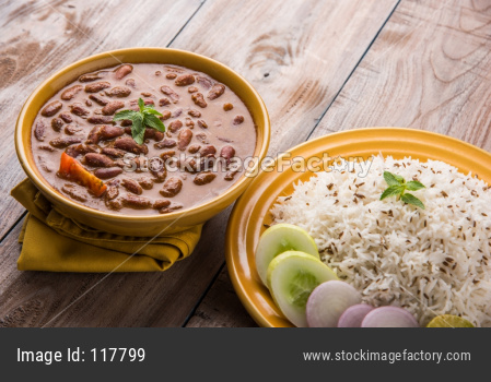 Rajma Chawal Or Razm rice