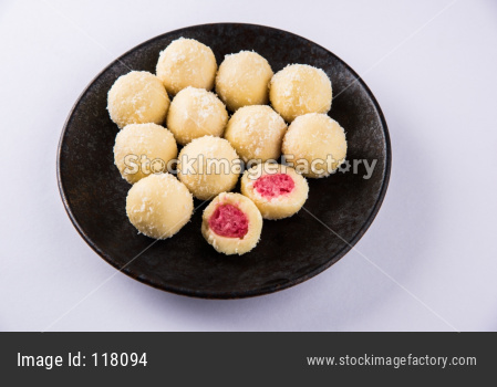 Kheer Kadam or Raskadam, Indian sweet