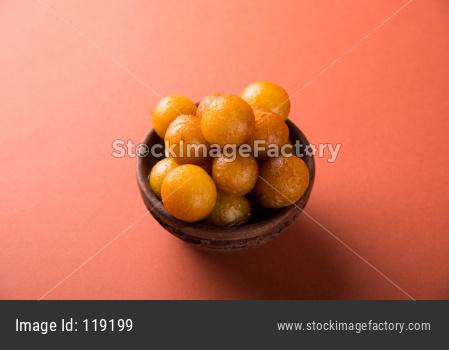 Gulab Jamun or gulabjamun