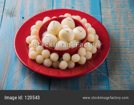 Rassgulla / Rosogolla sweet