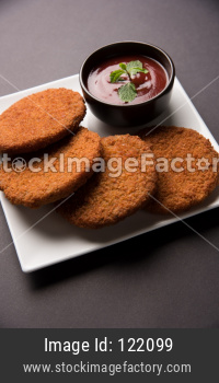 Aloo Tikki / Ragda Patties