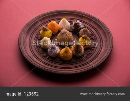 Modak Sweets variety