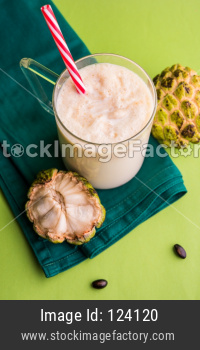 Custard Apple / Sitafal Milk Shake