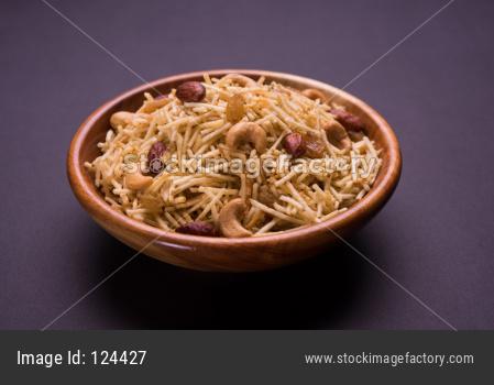 Falahari chivda  or Upwas chiwada is a fasting food