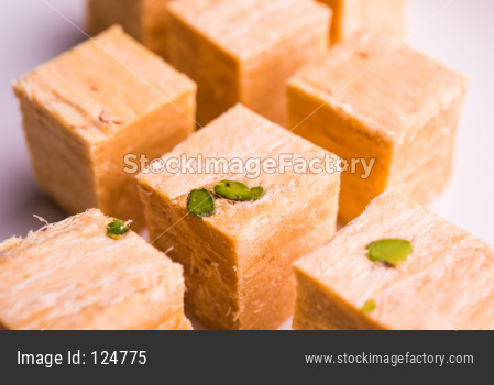 Soan Papdi OR Patisa sweet