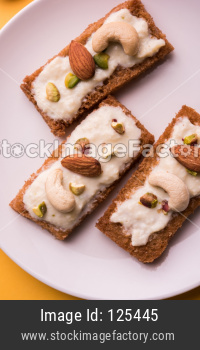 Shahi tukda or Double ka meetha