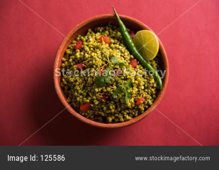Hurda/Tender Jowar or sorghum Bhel
