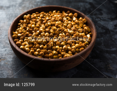 Roasted  Chickpea / chana or Futana