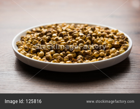 Roasted  Chickpea / chana or Futana