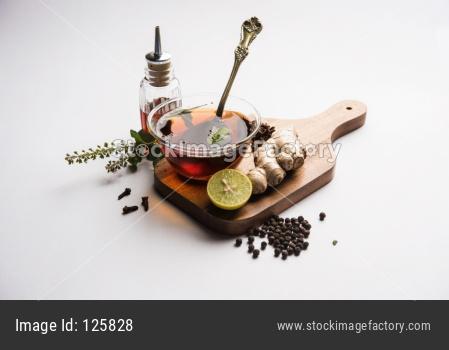Ayurvedic Kadha/Karha or health tonic