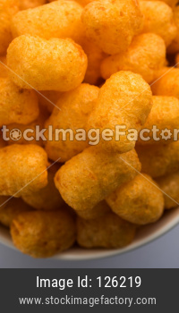 Murmure or Corn Puffs