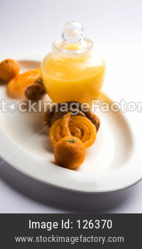 Indian sweets made in Desi ghee or clarified butter