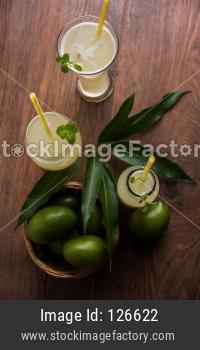 Mango juice OR Aam Panna or Panha